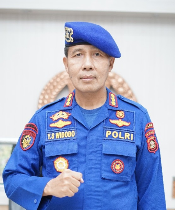 Direktur Polairud - KOMBESPOL Y.S. Widodo, S.H., M.H.