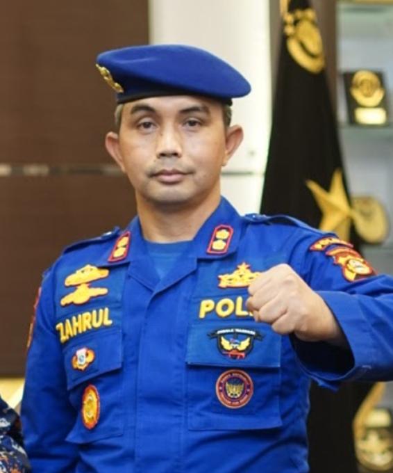 Kasubdit Patroli Airud - AKBP Zahrul Bawadi, S.H., M.M.